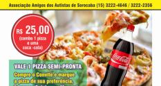 1° Festa da Pizza da AMAS